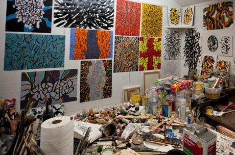 Roger-Martin's studio, Rockport-MA